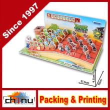 Crianças Kids Baby Hard Board Puzzle (550019)