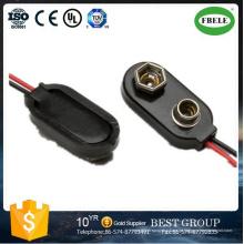3 AAA Batteriehalter Wasserdichte Batteriehalter Knopfzelle für 6V