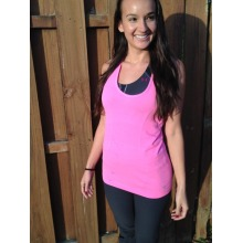 Active Tank Top Mulheres Sublimated