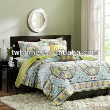 Madison Park Samara 6 Piece Fashion Print Bedspread Set