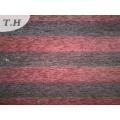 2016 Chenille Strip Jacquard Sofa Fabric por 330GSM