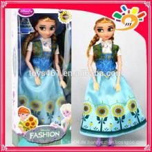 Fsshion, 11 Zoll Baby Puppe Spielzeug schöne Mädchen Puppe neue Porzellan Produkte zum Verkauf