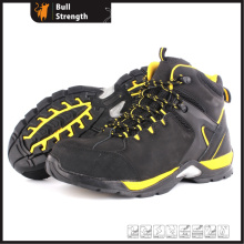 Industrial Leather Safety Shoes with EVA/Rubber Sole (SN5439)