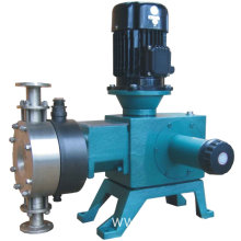Hydraulic Actuated Diaphragm Metering Pump