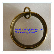 Bronze Loop Rings for Curtain Rods