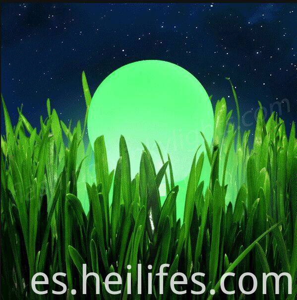 Outdoor Solar LED Ball Lights