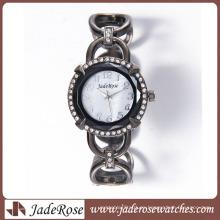 Reloj de la moda reloj de señora reloj de aleación