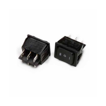 RS-223-4C Single Momentary Mini Rocker Switch