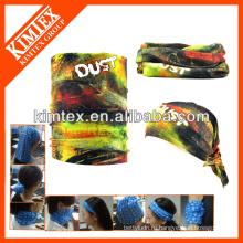 Дешевые печатные бренд бесшовные пользовательские эластичные трикотажные повязки