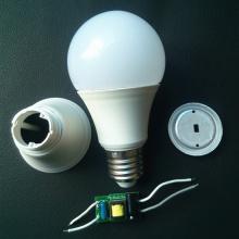 SMD PC + алюминий 3W / 5W / 7W / 9W / 12W SKD Светодиодная лампа