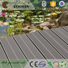 COOWIN fabrico exterior aliexpress madeira composto decking