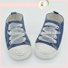 Bequeme lange Design-Sicherheit dauert Baby-Schuh