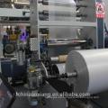 invernadero aba 3 capas co-extrusión película PE que sopla la maquinaria