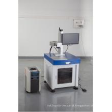 Máquina de gravação / marcação / impressão a laser UV