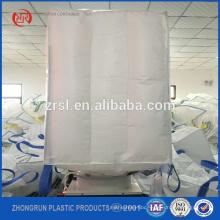 FIBC bag Super sacks packing sand gravel pellets and salt - circular bulk bag