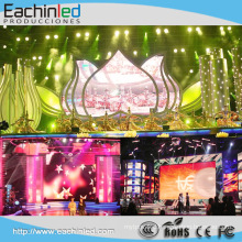 New Type indoor PH 4.8mm Full Color Rental LED Display Screen