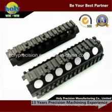 ЧПУ алюминиевая камера Сторона/фотографические компоненты CNC