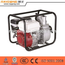 Gasoline generator water pump