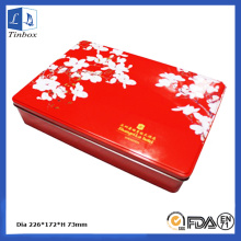 Wholesale Christmas Gift Metal Packaging Boxes