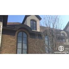 Сдобренное колониальное окно тимберса конструкции решетки адвокатского сословия с сертификатом CE стекел IGCC SGCC