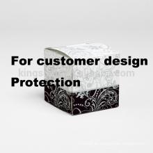caja de papel de chocolate caja de regalo de papel cajas de presentación de chocolate