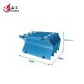 Top grade pvc water eliminator for cooling tower