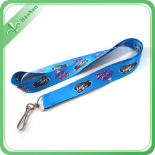 New Design High Quality Custom Logo Made Fashion Lanyard