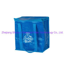 Gift Insulated Shopping Cooler Bag for Groceries or Food Delivery