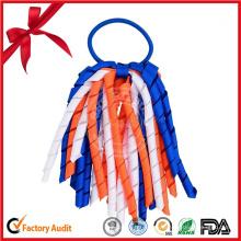 Stoff Curling Dekoration Ribbon Bow für Wasserflasche