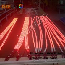 Tira de LED Digital Flexible Lechosa de 360 Grados