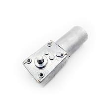 High quality 24V Permanent magnet dc worm gear motor
