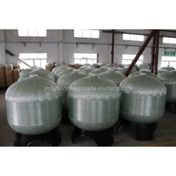 Fiber Glass Plastic FRP Vessel 150 Psi for Water Filter (CE)