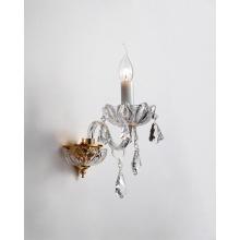 Lámparas de pared de cristal únicas de interior de moda