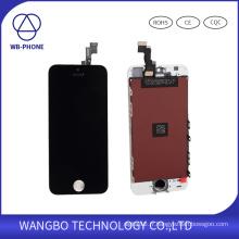 Le téléphone portable partie l'affichage à cristaux liquides pour l'Assemblée de panneau d'écran tactile d'iPhone5S