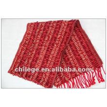 tricot écharpe en cachemire moelleux