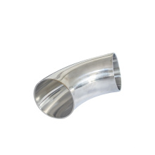 Sanitary Elbow 45 degree  quick-installed  pipe fittings clamped/welded stainless steel 3/4''-8'  'elbow fitting