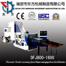 Regenerated Fibre Paper Sheeting Machine 200GSM