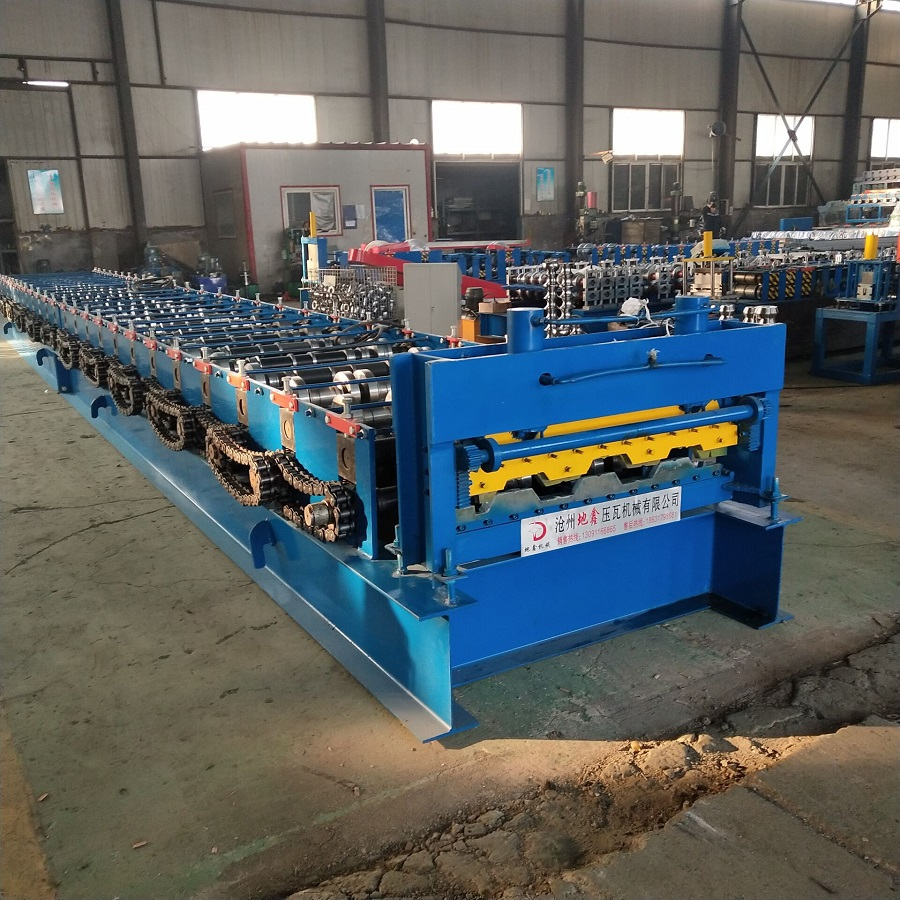 Decking Panel Equipment