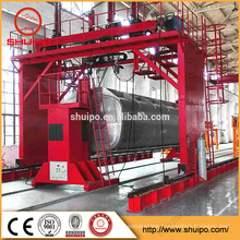 2017 Automatic Welding Machine for Circumferential Seams of Irregular Shaped Tank welding device
