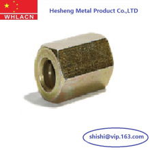 Building Formwork Accessories Hex Nuts for Construction Hardware