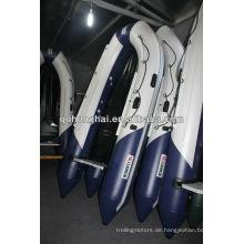 meistverkaufte aufblasbare Fischerboot 2013