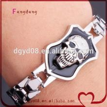 Mode hommes en acier inoxydable 316l bracelet bijoux en gros