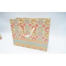Kundenspezifische bunte Mode Taschen Einkaufstasche Papiertüte Druck