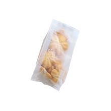 Frosted Snowflake Crisp Machine-sealed bag Transparent Snowball Biscuits Nougat Snack Packaging Bag