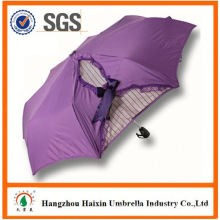 "Special Print stick 23"" auto umbrella with Logo"