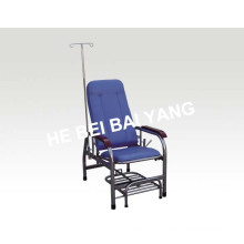 (D-3) Stainless Steel Transfusion Chair