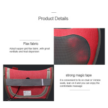 Vibration Massager Cushion for Neck and Waist