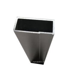 Extruded Pipeline Industrial Aluminum profile 6063, 6061 jiangsu jiangyin