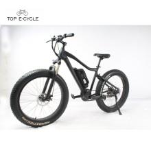 Livelytrip riding cheap fat tire snow mountaion electric bike