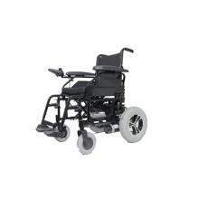 Electric wheelchair platform lift